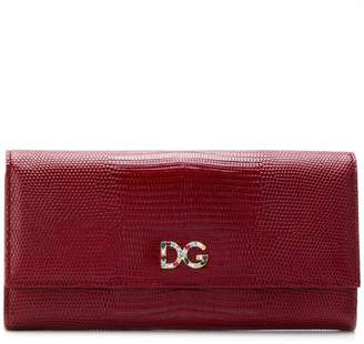 Dolce & Gabbana embellished wallet