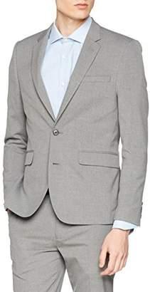 Burton Menswear London Men's Machine Washable Suit Jacket,44R