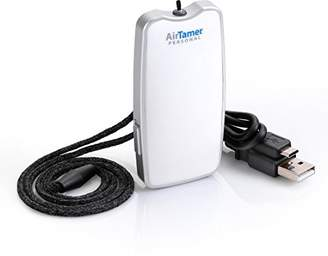 AirTamer A310 |Personal Rechargeable and Portable Air Purifier | Negative Ion Generator | Purifies Air Eliminating Germs