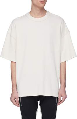 Fear Of God Inside out oversized T-shirt