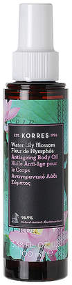 Korres Water Lily Blossom Body Oil.