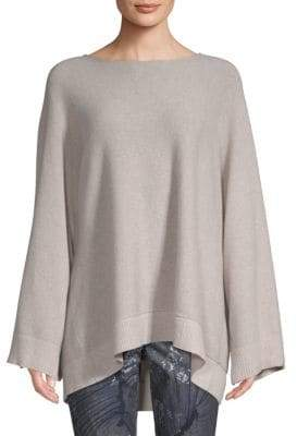 Lafayette 148 New York Vanise Scoopneck Sweater