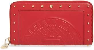Balmain Renaissance Leather Continental Wallet