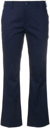 Pt01 cropped smart trousers