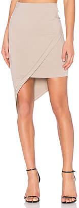 Donna Mizani アシンメトリースカート