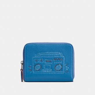 Keith Haring Coach New YorkCoach Coach X Small Zip Around Wallet
