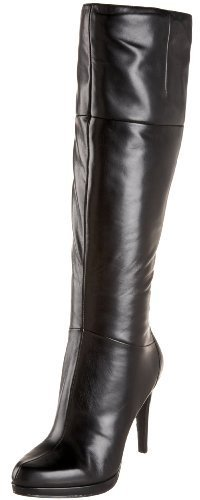 Nine West Women's Raquellew Knee-High Platform Boot
