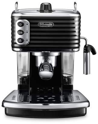 DeLonghi - Black 'Scultura' Exspresso Coffee Machine Ecz351.Bk