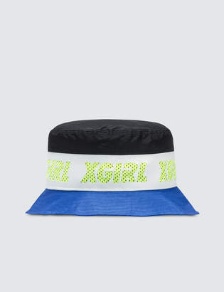 X-girl X Girl Mesh Logo Hat