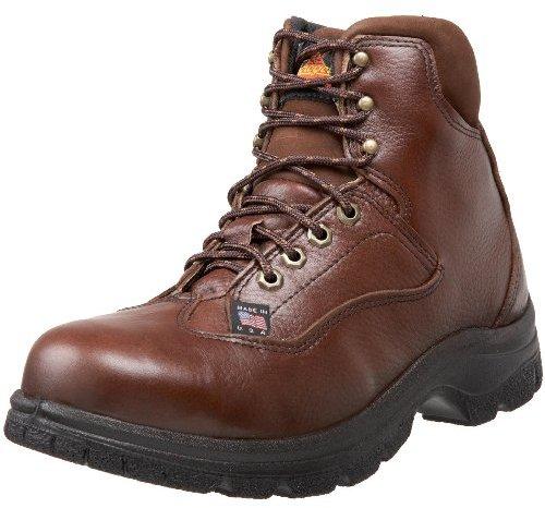 "Thorogood Men's American Heritage 6"" Sport Hiker Safety Toe Boot"