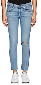 Rag & Bone Women's Ankle Skinny Jeans-Lt. Blue