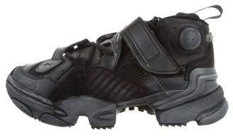 Vetements x Reebok Genetically Modified Pump Sneakers w/ Tags