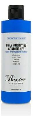 Baxter of California NEW Strengthening System Daily Fortifying Conditioner 236ml