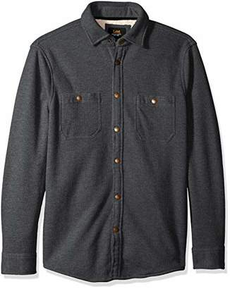Lee Men's Shirt Jacket