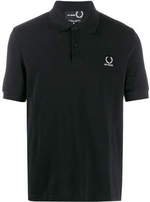 Fred Perry logo charm polo shirt