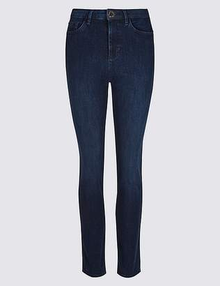 Marks and Spencer 360 Contour Slim Leg Roma Rise Jeans