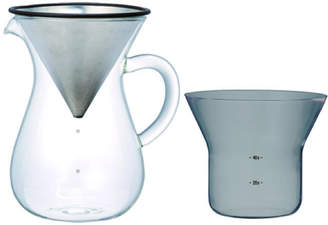 Kinto Stainless Steel Coffee Carafe Set
