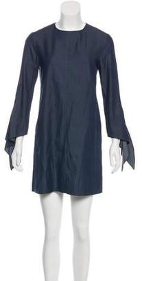 Tibi Long sleeve mini dress