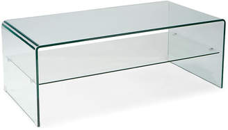 One Kings Lane Elka Glass Coffee Table