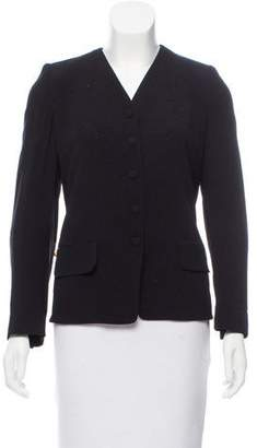 Sonia Rykiel Embellished Single-Breasted Blazer