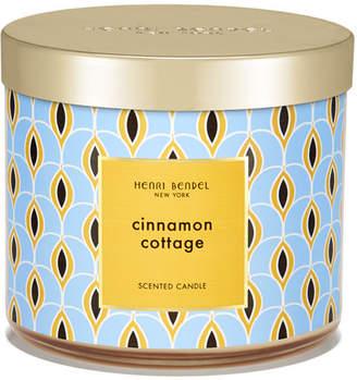 Henri Bendel Cinnamon Cottage 14.5 Oz 3-Wick Candle