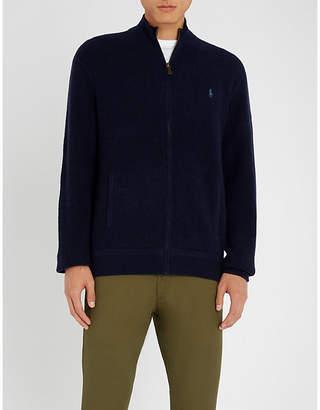 Polo Ralph Lauren Funnel-neck wool jumper