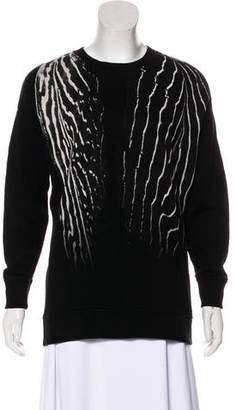 AllSaints Oversize Crew Neck Sweater