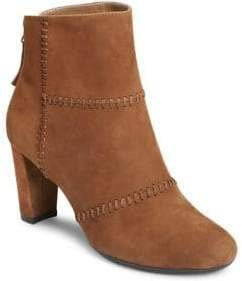 Aerosoles First Ave Suede Booties
