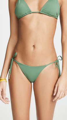 Vix Paula Hermanny Tie Side Bikini Bottoms