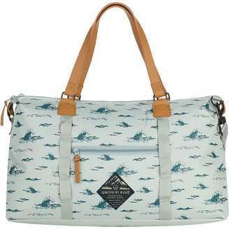 United By Blue United by Blue Printed Trail Weekender 24L Carry-On Bag