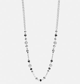 Avenue Cutout Ball Bead Necklace