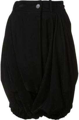 Vivienne Westwood pleated balloon shorts