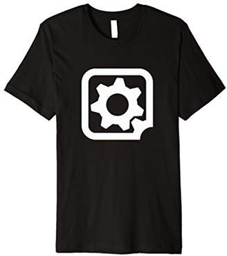Gear Box Gearbox Icon Tee