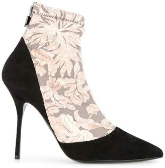 Pierre Hardy laced-illusion pumps