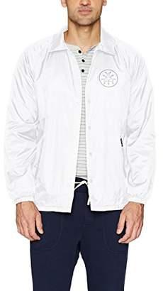 HUF Men's Voltage Coaches Jacket