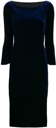 Chiara Boni Le Petite Robe Di long-sleeve midi dress