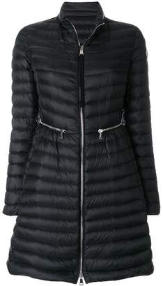 Moncler fitted long length jacket