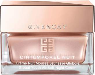 Givenchy L`INTEMPOREL Global Youth All-Soft Night Cream