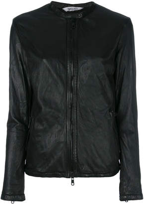 Giorgio Brato slim zipped jacket