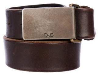 Dolce & Gabbana Leather Belt