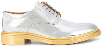 Maison Margiela mirror derby shoes