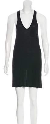 Alexander Wang Casual Sleeveless Mini Dress