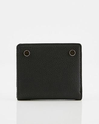 Le Château Pebbled Faux Leather Wallet
