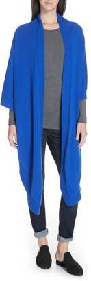 Eileen Fisher Cashmere Poncho Wrap