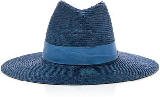 Lola Hats Fold Back Straw Hat