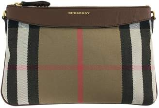 Burberry Cloth clutch bag