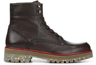 Donald J Pliner LARZ, Burnished Calf Leather Boot