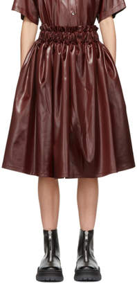 Ovelia Transtoto Red Diego Skirt
