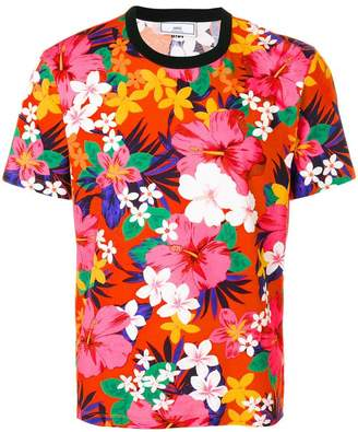 Ami Alexandre Mattiussi T-shirt Flowers Print