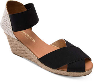 Andre Assous Erika Wedge Sandals